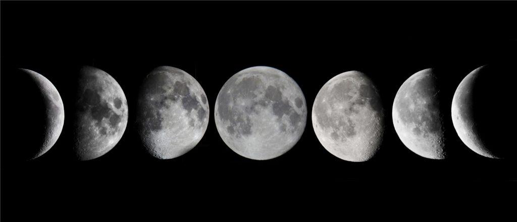 Como usar la energía de luna para nuestro beneficio