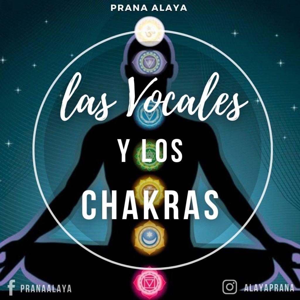 LAS VOCALES Y LOS CHAKRAS