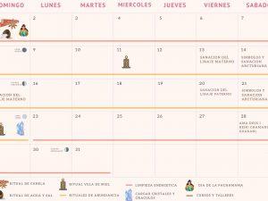 Calendario Mágico